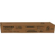 Toshiba TFC75UY Yellow original toner cartridge