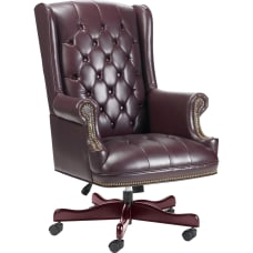 Lorell Berkeley Traditional Tufted High Back