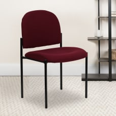 Flash Furniture Comfortable Stackable Side Chair