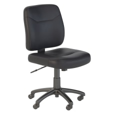 Bush Business Furniture Stanton Bonded Leather