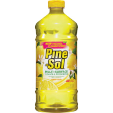 Pine Sol Multi Surface Cleaner Lemon