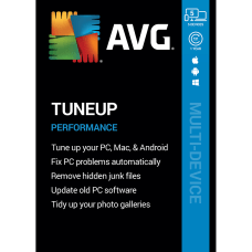 AVG TuneUp 2020 5 Devices 1