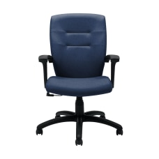 Global Synopsis Tilter Chair Mid Back