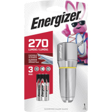 Energizer Vision HD Compact Metal Flashlight