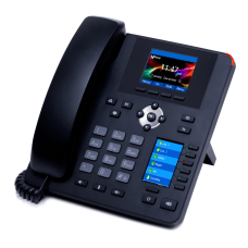 XBLUE IP7g Universal VoIP Telephone Black