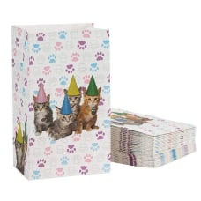 Cat Party Favor Bags 36 Pack