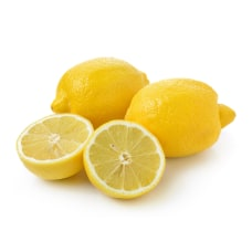 National Brand Fresh Lemons 3 Lb