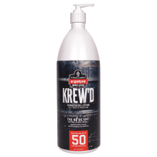 Ergodye KREWD 6355 SPF 50 Sunscreen