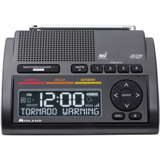 Midland WR400 Emergency Alert Weather Radio