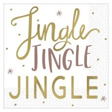 Amscan Christmas Jingle Jingle Jingle 2