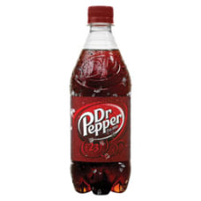 Dr Pepper 20 Oz Bottle