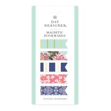 Blue Sky Day Designer Magnetic Bookmarks