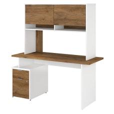 Bush Business Furniture Jamestown Desk With