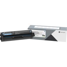 Lexmark Unison Original Toner Cartridge Cyan