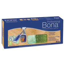 Bona Hardwood Floor Mop With Cleaning