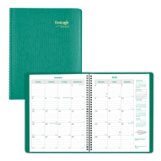 Brownline EcoLogix 14 Month Planner 11