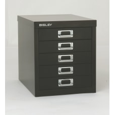 Bisley 15 D Vertical 5 Drawer