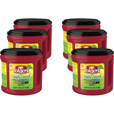 Folgers Simply Smooth Ground Coffee 311