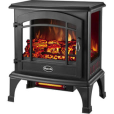 Comfort Glow Sanibel Panoramic Electric Stove