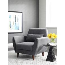 Serta Artesia Collection Arm Chair Slate