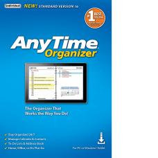 AnyTime Organizer Standard 16 Download