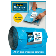 Scotch Flex Seal Shipping Roll 15