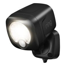 Ring Smart Lighting Spotlight Black 5B11S8