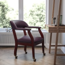 Flash Furniture Luxurious Conference Chair With