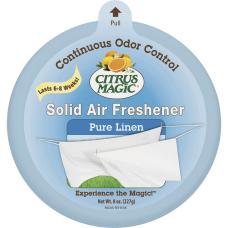Citrus Magic Linen Solid Air Fresh