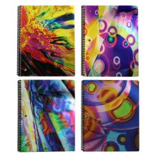 Inkology Spiral Notebooks 8 x 10