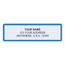 Custom Address Labels 2 12 x