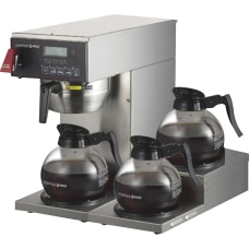 Coffee Pro 3 burner Commercial Brewer