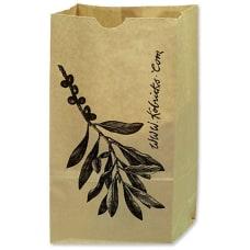 Custom Natural Grocery Bag