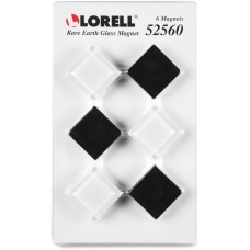 Lorell Square Glass Cap Rare Earth