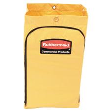 Rubbermaid Zippered Vinyl Cleaning Cart Bag