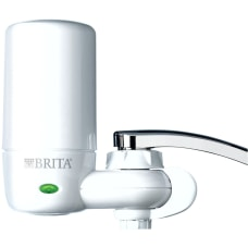 Brita Complete Water Faucet Filtration System