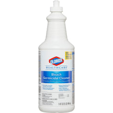 Clorox Healthcare Bleach Germicidal Cleaner Ready