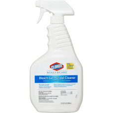 Clorox Healthcare Bleach Germicidal Cleaner Ready