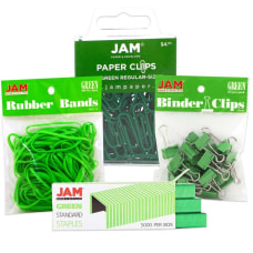 JAM Paper 4 Piece Desk Supply