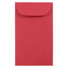 JAM Paper Coin Envelopes 3 Gummed