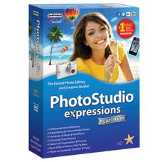 Photo Expressions Platinum 6 Disc