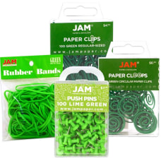 JAM Paper 4 Piece Office Set