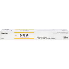 Canon GPR 55 Toner Cartridge Yellow