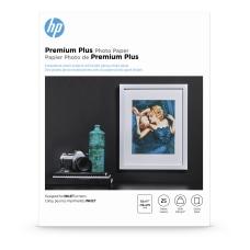 HP Premium Plus Photo Paper for
