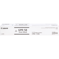Canon GPR 58 Black Toner Cartridge