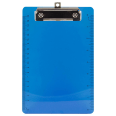 JAM Paper Plastic Mini Clipboard 6
