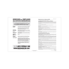 ComplyRight Federal Contractor Posters Walsh Healey