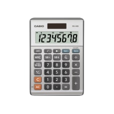 Casio MS 80B Desktop Calculator