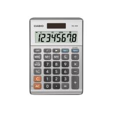 Casio MS 80B Desktop Calculator