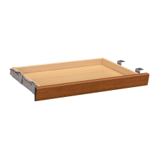 HON Valido Angled Wood Center Drawer